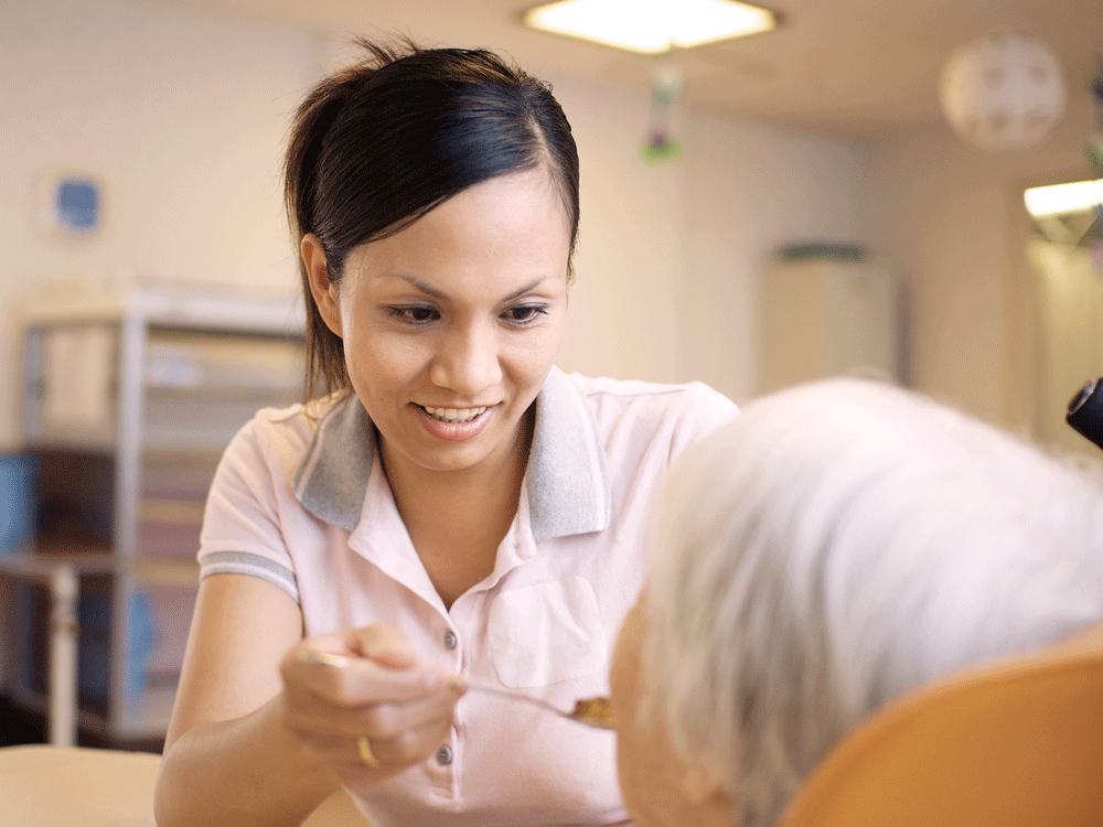 Caregiver dispatch and recruitment service
