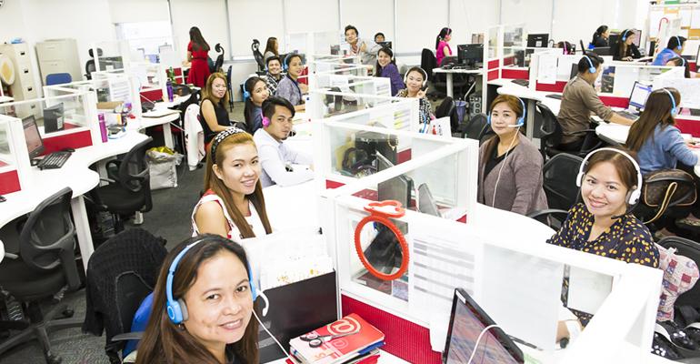 フィリピンコールセンター